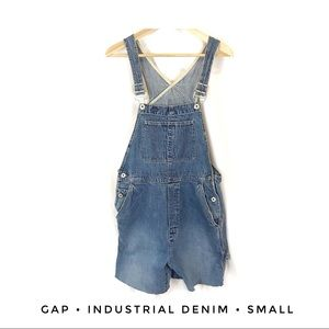 Gap Women's Small Overalls Shorts from 2000